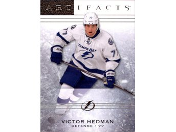 2014-15 Artifacts #69 Victor Hedman