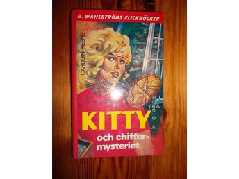 KITTY OCH CHIFFERMYSTERIET - CAROLYN KEENE