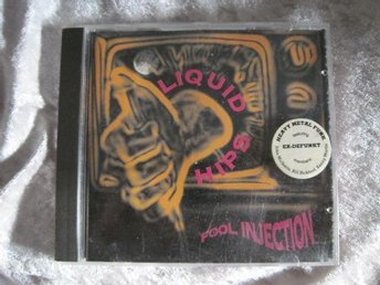 LIQUID HIPS - Fool injection - CD