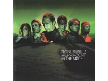 Roni Size / Reprazent - In The Møde - 2000 - CD