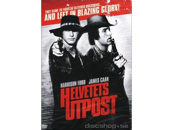 Helvetets utpost (1968) William Hale med James Caan, Harrison Ford