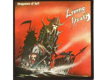 Living Death-Vengenace of hell / CD