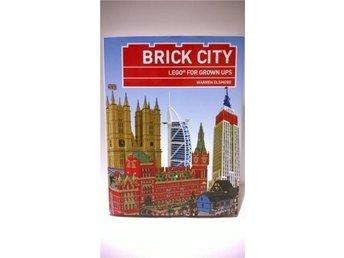 Lego bok NY - Brick City - Lego for Grown Ups (Engelsk text) - Vällingby - Lego bok NY - Brick City - Lego for Grown Ups (Engelsk text) - Vällingby