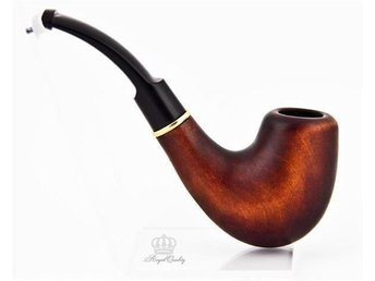 New Stylish Handmade pear smoking pipe - 15,5cm | pipa