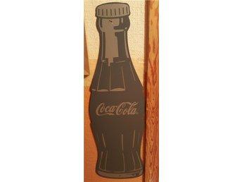 Coca Cola skylt 25 x 85 cm - Bromölla - Coca Cola skylt 25 x 85 cm - Bromölla