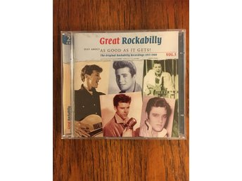V/A - Great rockabilly #5 (2CD)