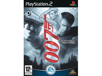 James Bond 007: Everything or Nothing (PS2) *Gott Skick* - Sibbo - James Bond 007: Everything or Nothing (PS2) *Gott Skick* - Sibbo