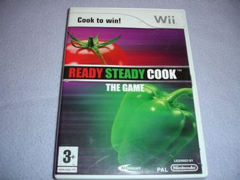READY STEADY COOK NINTENDO WII