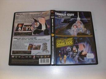 Family Guy - Blue harvest / Something, something, something dark side - 2 DVD - Västervik - Family Guy - Blue harvest / Something, something, something dark side - 2 DVD - Västervik