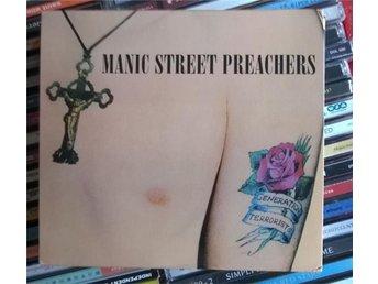 "MANIC STREET PREACHERS ""generation terrorists"" de luxe 2 CD DVD - Jönköping - MANIC STREET PREACHERS ""generation terrorists"" de luxe 2 CD DVD - Jönköping"