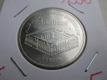 ddr 5 mark, 1990 Zeughaus Museum - Ninove - ddr 5 mark, 1990 Zeughaus Museum - Ninove