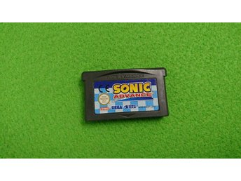 Sonic Advance  GBA Gameboy Advance