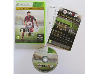 FIFA 15 Ultimate Team Collection