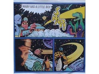 Snap! title*  Mary Had A Little Boy* Euro House EU 7""