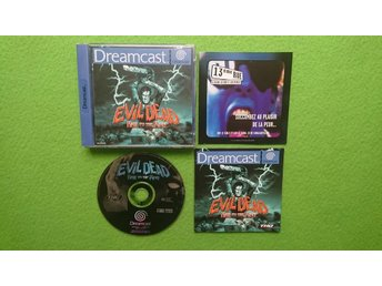 Evil Dead Hail To The King KOMPLETT Sega Dreamcast