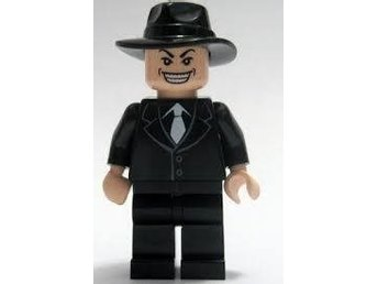 Lego - Indiana Jones - Shanghai Chase Gangster 7682 Grin 2