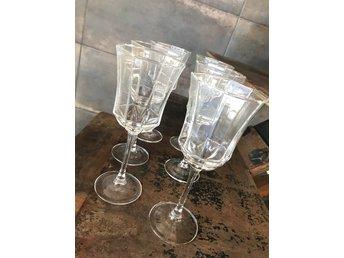 Arcoroc Luminarc Octime vinglas retro stora på Tradera com