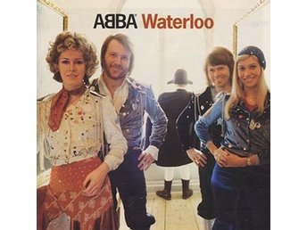 ABBA: Waterloo 1974 (Rem) (CD)