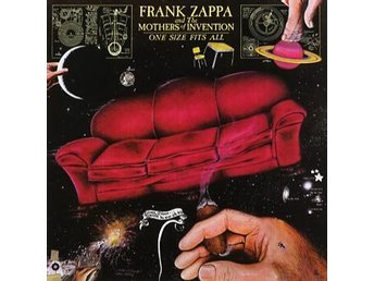Zappa Frank: One size fits all (Vinyl LP)