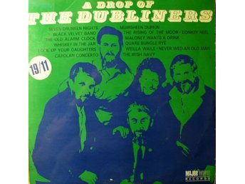 LP The Dubliners ‎– A Drop Of The Dubliners