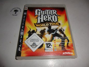 Guitar hero World Tour - ej manual