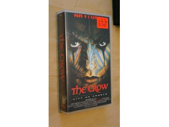 The Crow - City Of Angels (VHS-Film)