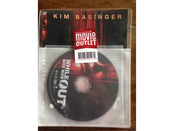 DVD While She Was Out - KIM BASINGER
