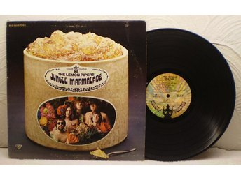 LEMON PIPERS - JUNGLE MARMALADE