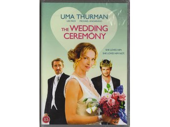 THE WEDDING CEREMONY -  DVD (INPLASTAD)