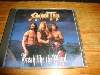 Spinal Tap : Cd  Break Like The Wind
