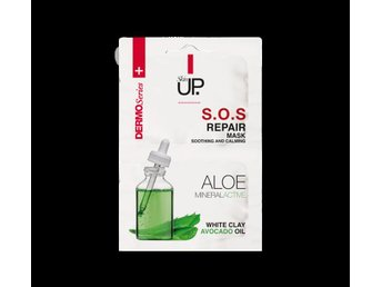 Ansiktsmask: S.O.S Repair Mask by Skin-Up (Ansikte Mask Kräm SOS Skin Up)