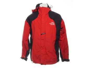 The North Face, Jacka, Strl: M, Röd/Svart