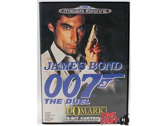 James Bond 007 The Duel (Svensk Version)