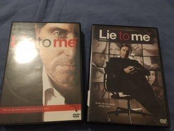 Lie To Me (Season 1 & 2) DVD Svensk Text (363883211) ᐈ Köp