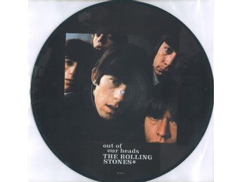 Bild LP The Rolling Stones - Out Of Our Heads