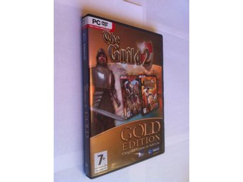 PC: The Guild 2 (II) - Gold Edition (+Expansion) - Norrköping - PC: The Guild 2 (II) - Gold Edition (+Expansion) - Norrköping