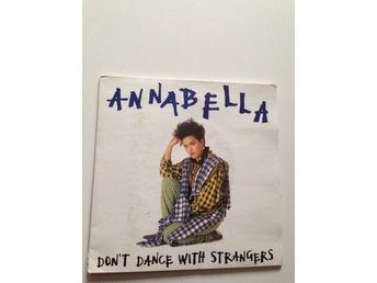 Annabella - Don't Dance With Strangers, vinyl EP