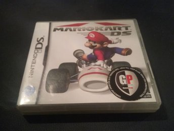 Mario cart,  nintendo ds