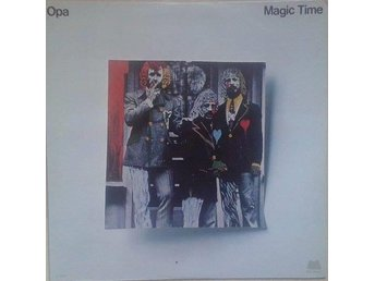 Opa title* Magic Time* Latin,Jazz-Funk US LP