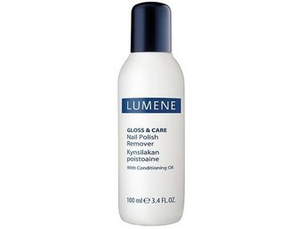 Lumene Gloss & Care Nail Polish Remover 100ml
