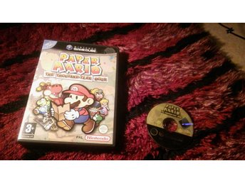 Paper Mario: The Thousand Year Door - Gamecube PAL