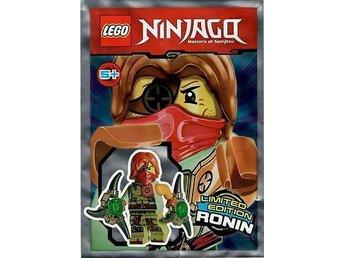 Lego - Figurer - Ninjago - Ninja - Ronin 2016 Limited Edition FP - Uddevalla - Lego - Figurer - Ninjago - Ninja - Ronin 2016 Limited Edition FP - Uddevalla