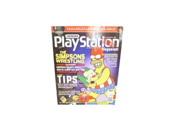 Svenska Playstation Magasinet Nr 42 Maj 2001