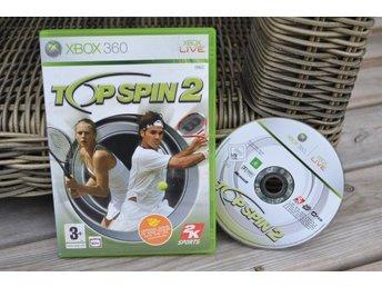 Top Spin 2 Xbox 360 Fint Skick - Vännäs - Top Spin 2 Xbox 360 Fint Skick - Vännäs