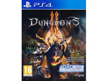 Dungeons 2 PS4 (PS4)