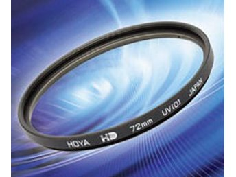 HOYA Filter UV(0) HD-Series 58mm