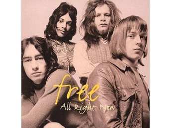 Free: All right now / Best of... 1968-73 (CD)