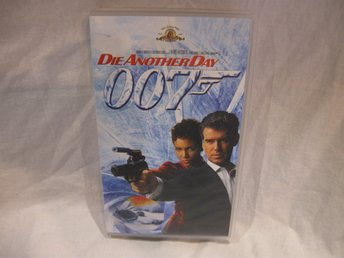 VHS - Die Another Day 007