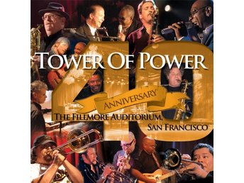 Tower Of Power: 40th Anniversary (2 DVD)