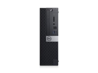 Dell Optiplex 7060 SFF i7-8700 8GB 256GB SSD Intel UHD630 DVD RW W10P 3Y Basic N